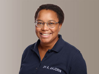 Dr Angela Anjorin
